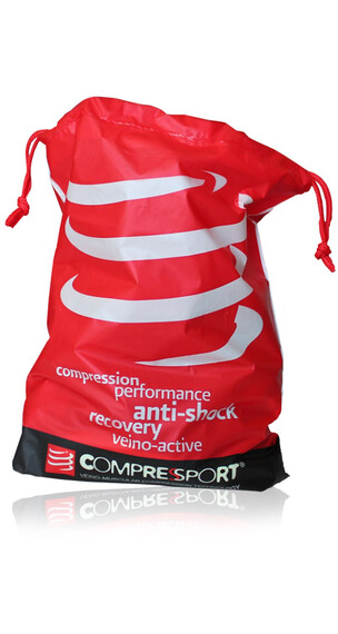 Compressport Swimming Bag Bag rød